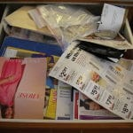 You might be a professional organizer or love to organize if…