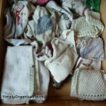 [Day 25] Kitchen Towels: Kitchen Clutter Clear Out
