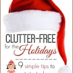 Clutter-free-for-the-holidays