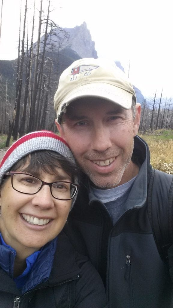 Jill Annis And Husband