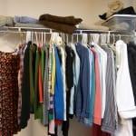 Laundry tip: hangers