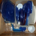 [Day 23] Plastic Storage Containers: Kitchen Clutter Clear Out